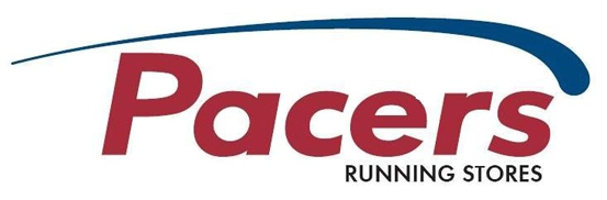 Pacers Running Stores Logo
